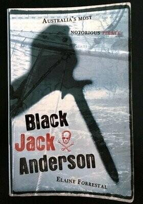 Black Jack Anderson by Elaine Forrestal