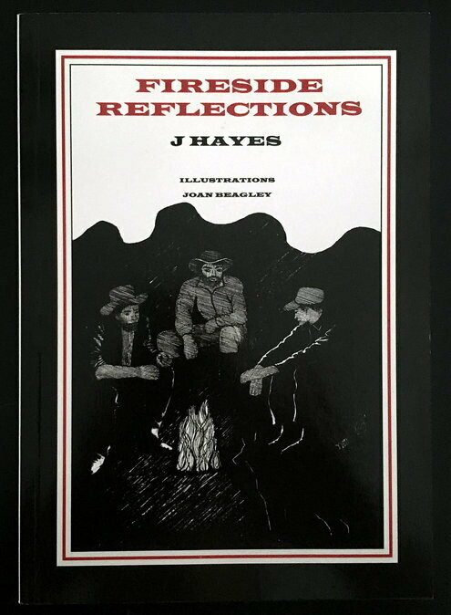 Fireside Reflections by J Hayes