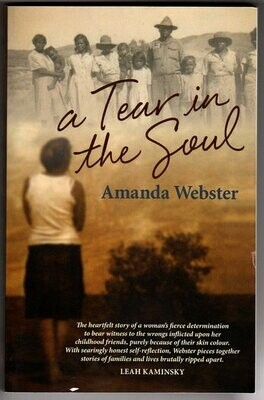 A Tear in the Soul by Amanda Webster
