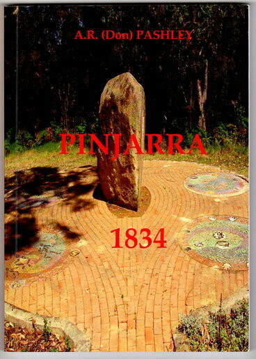 Pinjarra 1834 by A R (Don) Pashley