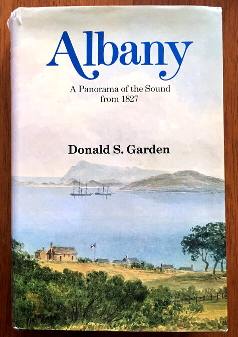Albany: A Panorama of the Sound from 1827 by Donald S Garden