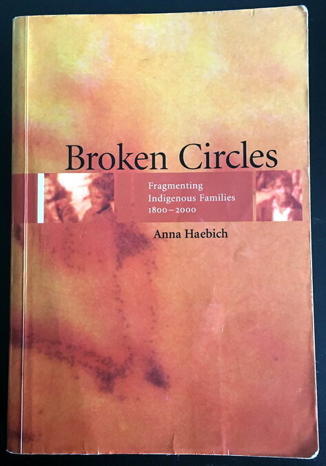 Broken Circles: Fragmenting Indigenous Families 1800-2000 by Anna Haebich