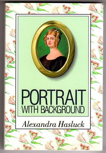 Portrait with Background: Georgiana Molloy by Alexandra Hasluck