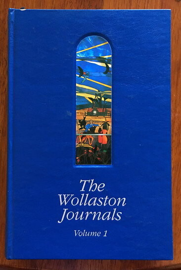 The Wollaston Journals: Volume 1, 1840-1842 edited by Geoffrey Bolton and Heather Vose