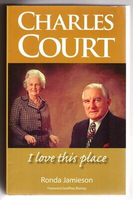 Charles Court: I Love This Place by Ronda Jamieson