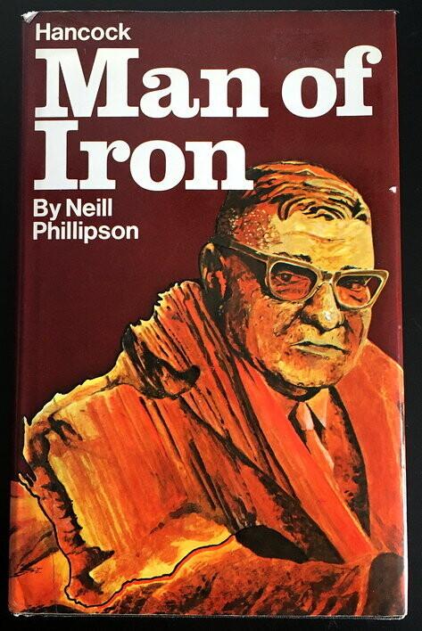 Hancock: Man of Iron by Neill Phillipson