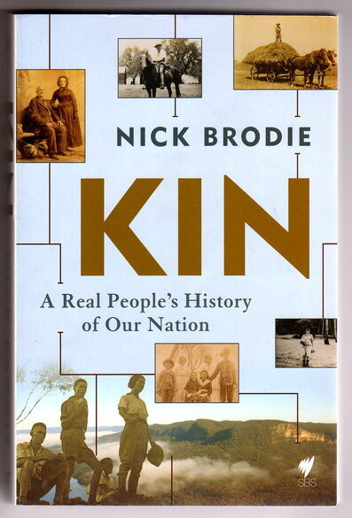 Kin: A Real People's History of Our Nation by Nick Brodie