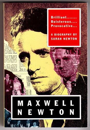 Maxwell Newton by Sarah Newton