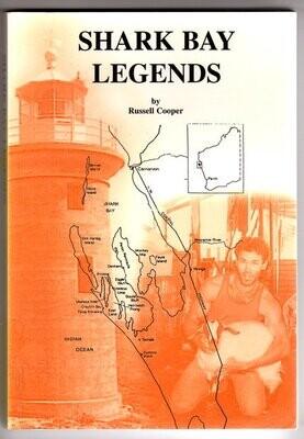 Shark Bay Legends by Russell Cooper