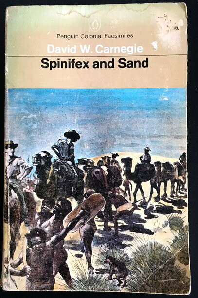 Spinifex and Sand: A Narrative of Five Years Pioneering and Exploration in Western Australia