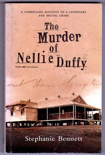 The Murder of Nellie Duffy by Stephanie Bennett