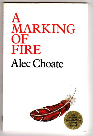 A Marking of Fire by Alec Choate