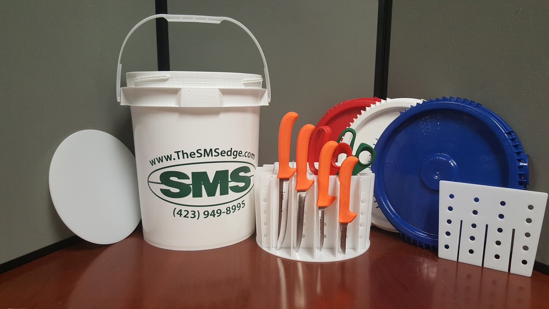 SMS Knife Bucket