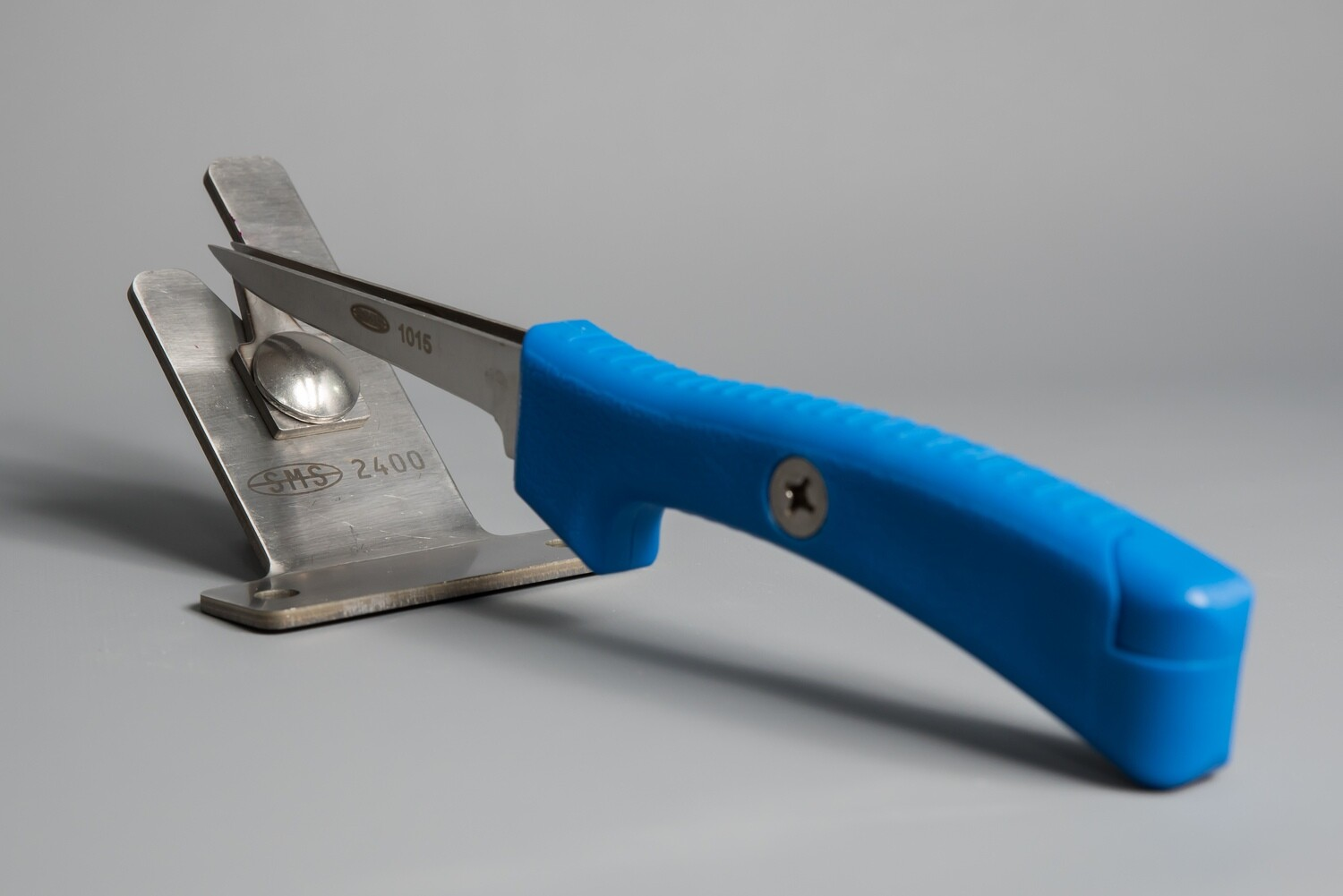 SMS Double Blade Tender Knife