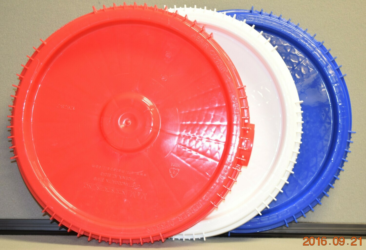 SMS Knife Bucket - LID ONLY