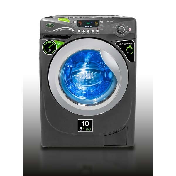 ​Kiriazi KW 1210 Automatic Washing Machine - 10 KG