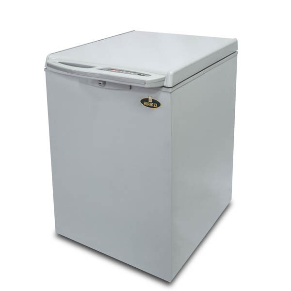 Kiriazi Chest Freezer Digital - KH 145 CF  KH 145 CF - ديب فريزر كريازى أفقى ديجيتال