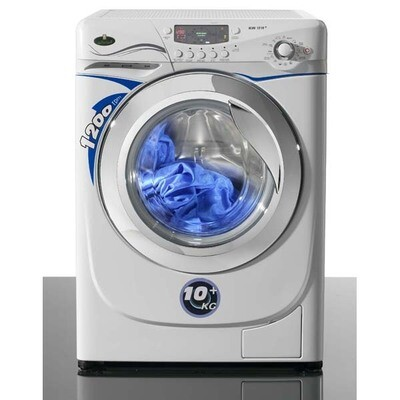 Kiriazi KW 1210 Automatic Washing Machine - 10 KG
