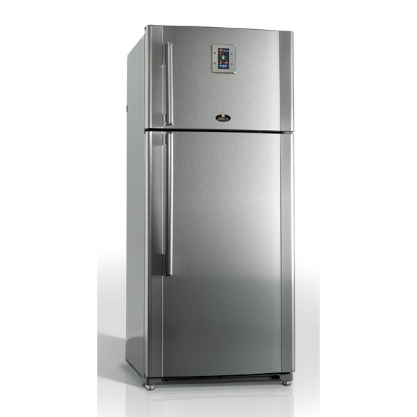 Kiriazi Refrigerator - KH 455 LN  - 17 feet Premiere - Silver ثلاجة كريازى بريميير 17 قدمKH 455 LN
