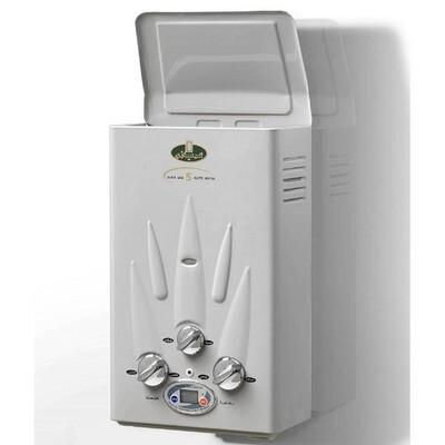 Kiriazi KGH 5L Gas Water Heater - Bomb Gas سخان كريازى غاز - اسطوانة - 5 لتر