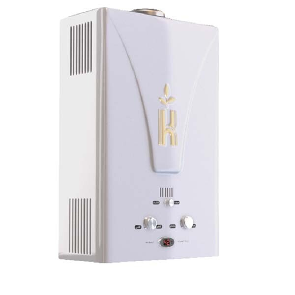 Kiriazi KH 10/1 Star Natural Gas Water Heater