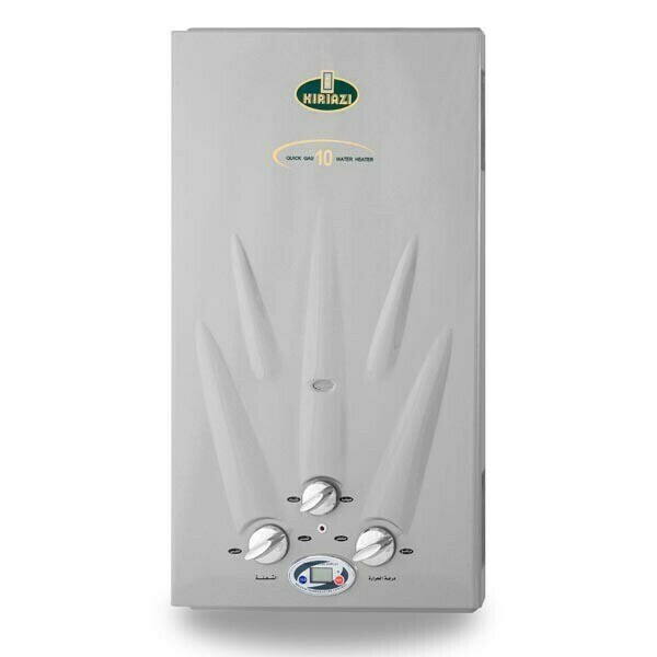 Kiriazi KGH 10 L  Gas Water Heater - Bomb Gas
