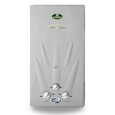 Kiriazi KGH 10 L  Gas Water Heater - Bomb Gas سخان كريازى غاز - اسطوانة - 10 لتر