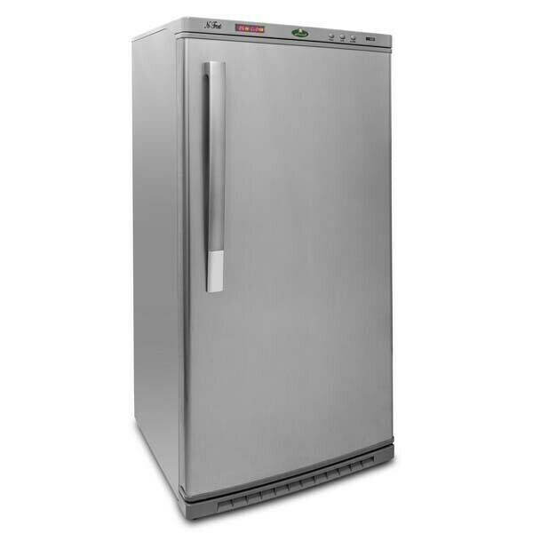Kiriazi E 250N 6/3 Vertical Freezer - 6 Drawers