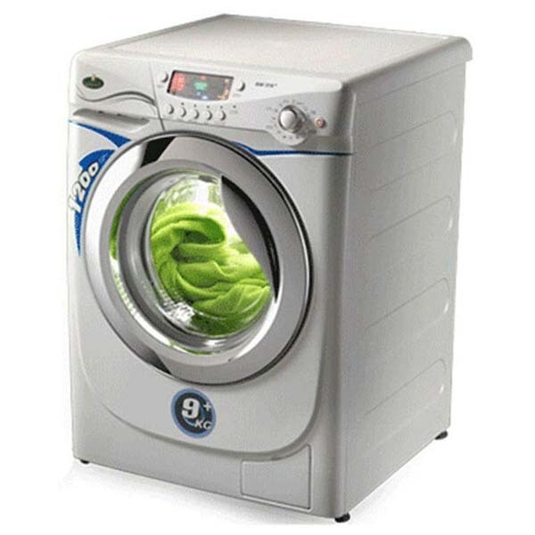 Kiriazi KW 1209 Automatic Washing Machine -  9 KG