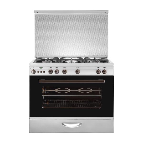 Kiriazi Oven 5 Burners 9600 S  - Cast
