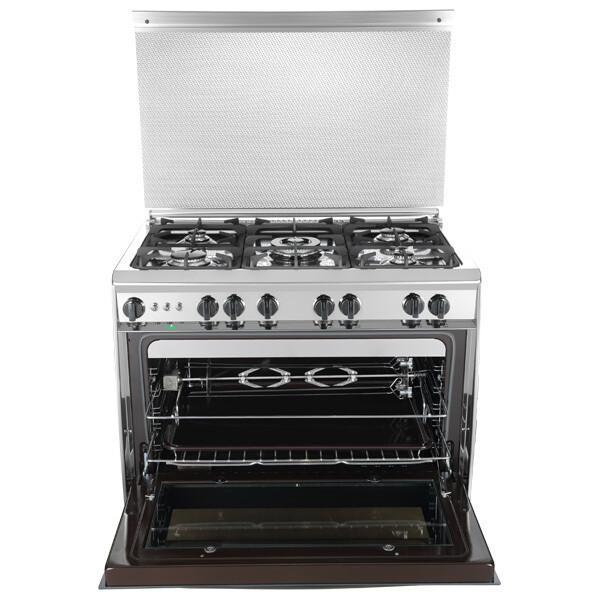 Kiriazi Oven 5 burners 9600-S