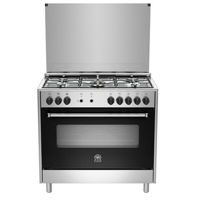 La Germania Freestanding Cooker - 5 Gas Burners -AMS95C31DX