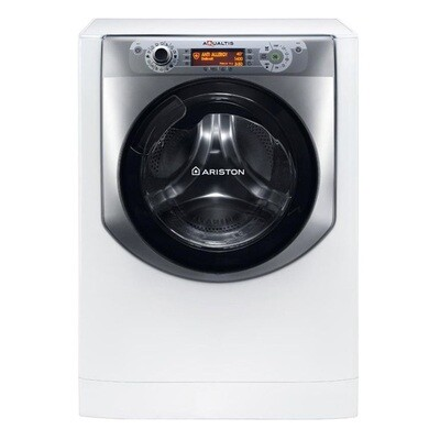 Ariston Front Loading Digital Washing Machine With Dryer, 10 KG, White - AQD1070D 497 EX