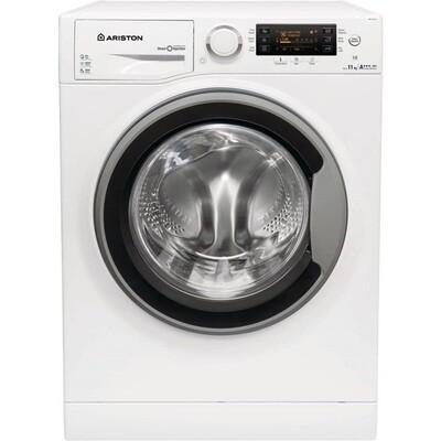 Ariston Front Loading Washing Machine, 11KG, White - RPD 11657 DS EX