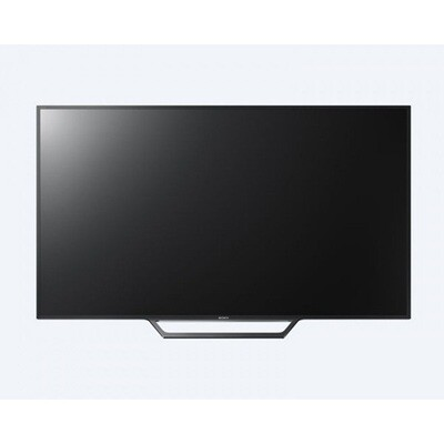 Sony Smart TV 40 Inch Full HD Led With 2 Usb and 2 Hdmi Inputs 40W650D