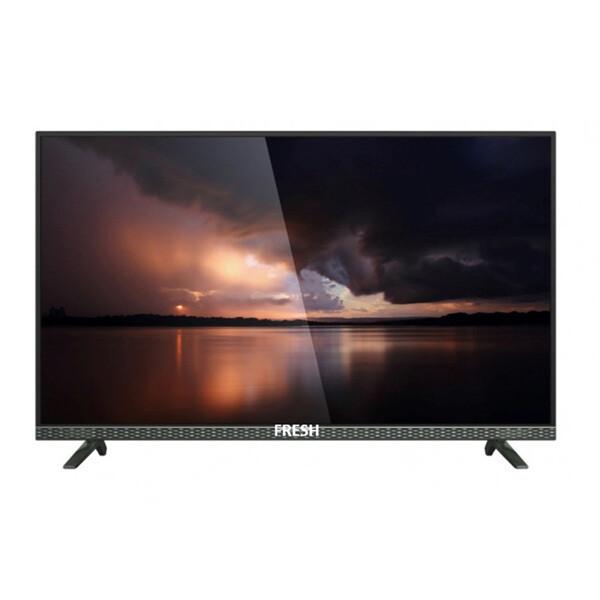 Fresh 49 Inch 4K Ultra HD Smart LED TV - 49LU731 تليفزيون فريش 49 بوصة الذكي
