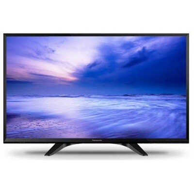 Panasonic 49 Inch LED Standard TV Black - TH-49E312M