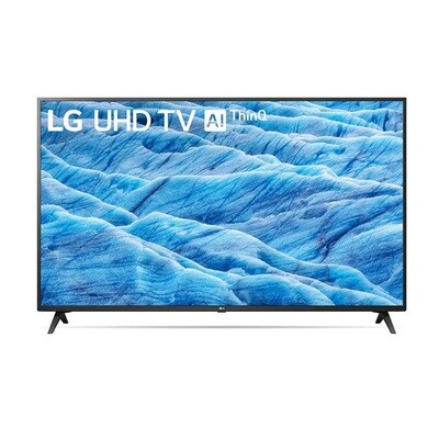 LG 65 Inch 4K Ultra HD Smart LED TV With Built-in Receiver - 65UM7340PVA