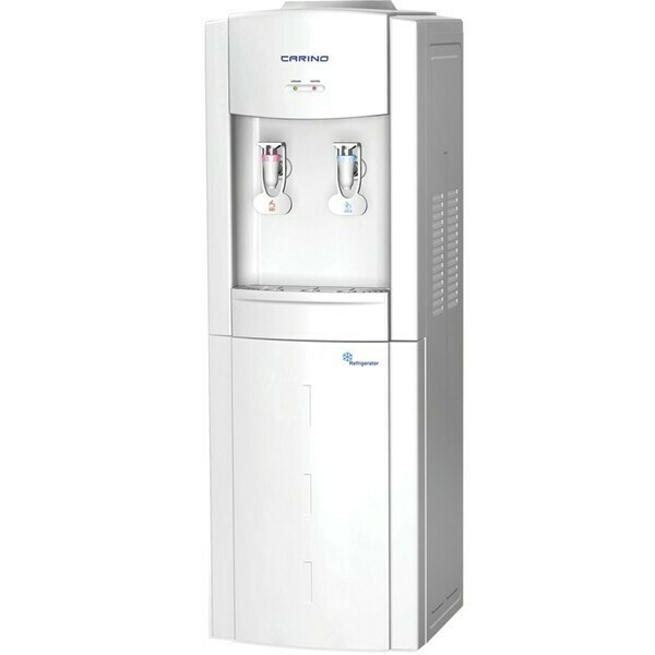 Carino TY- LYR21B Water Dispenser With Refrigerator TY - LYR21B - مبرد مياه كارينو بثلاجة