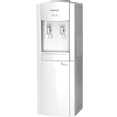 Carino TY- LYR21B Water Dispenser With Refrigerator