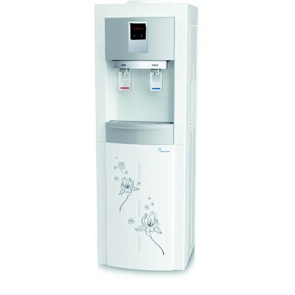 TY - LYR62B - مبرد مياه كارينو بثلاجة و شاشة ديجيتال