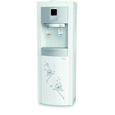 Carino TY- LYR62B Water Dispenser With Refrigerator - Digital Screen TY - LYR62B - مبرد مياه كارينو بثلاجة و شاشة ديجيتال