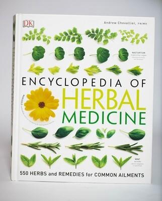 Encyclopedia Of Herbal Medicine - Andrew Chevallier