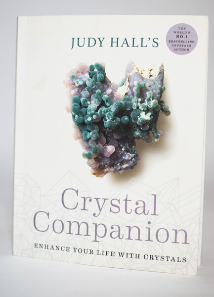 Judy Hall's Crystal Companion - Judy Hall