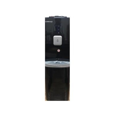 Carino MYL - 1622B Water Dispenser With Refrigerator  -Black