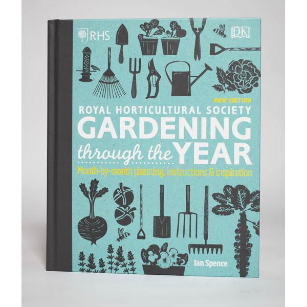 Gardening Through the year - Ian Spence