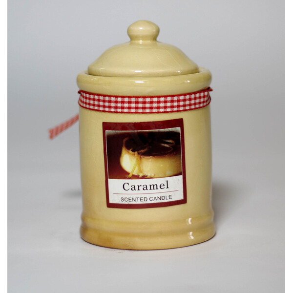 Caramel Scented Candle