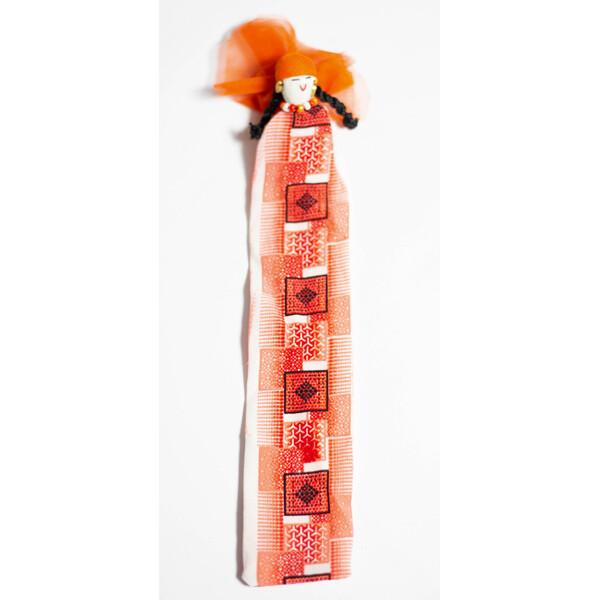 بوك مارك فلاحة - برتقالى