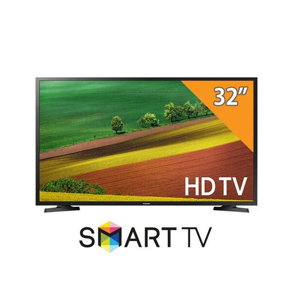 Samsung UA32N5300 - 32-inch HD Smart TV With Built-In Receiver  تلفزيون سامسونج سمارت - 32 بوصة - رسيفر مدمج عالي الدقة