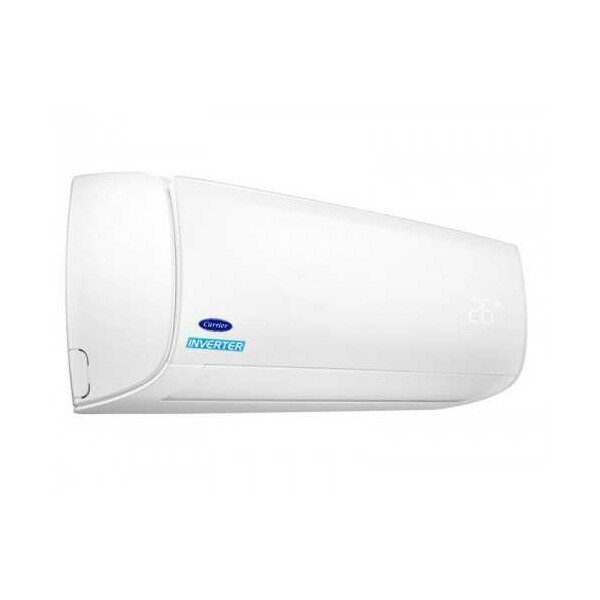 Carrier Air Condition Optimax Inverter Cooling & Heating Split 2.25 HP QHC-18DN